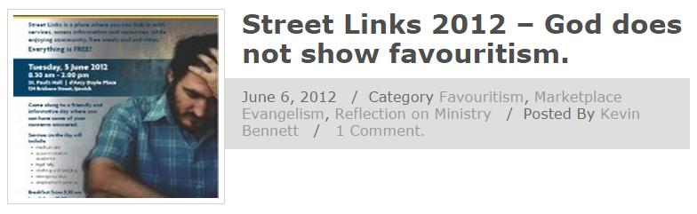 Streetlinks