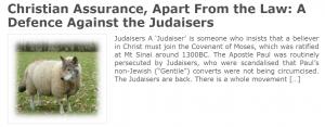 Christian Assurance
